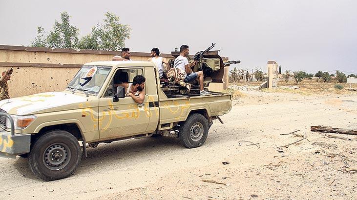 Libya'da barış umudu