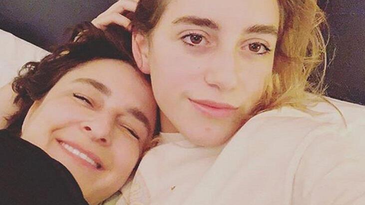 Esra Dermancıoğlu kızının doğum gününü kutladı