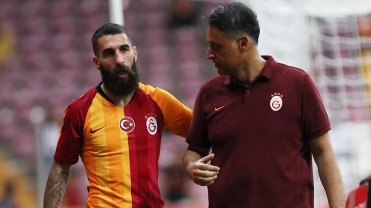 Galatasaray'da Jimmy Durmaz'a PAOK talip
