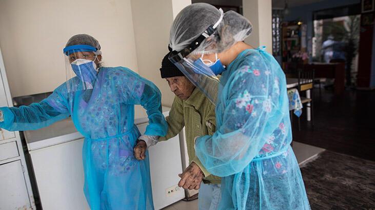Dünya genelinde corona virüs tespit edilen kişi sayısı 6 milyon 450 bini geçti