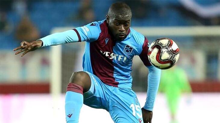 Trabzonspor'da Badou Ndiaye krizi!