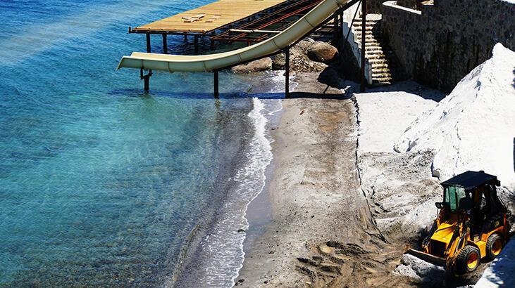 Son dakika I Bodrum'da mermer tozu skandalı! Maldivler planının ardındaki şok gerçek