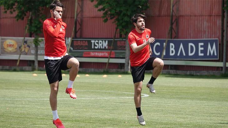 Gençlerbirliği'nde Konyaspor maçı hazırlıkları devam ediyor