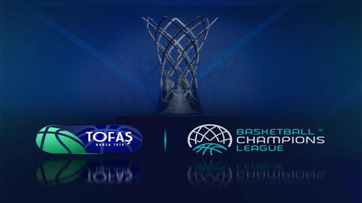 TOFAŞ, yeni sezonda FIBA Şampiyonlar Ligi'nde mücadele edecek