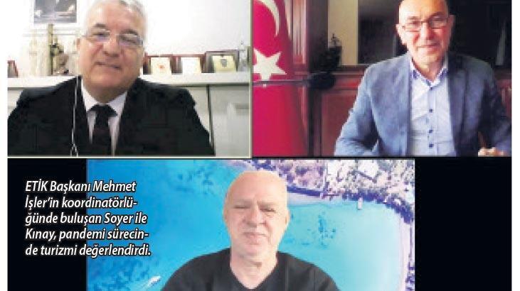 İzmir, pandemi EXPO'suna talip