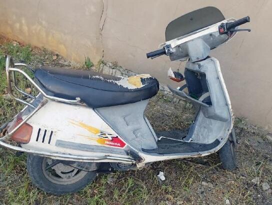 Motosiklet hırsızlığı şüphelisi tutuklandı