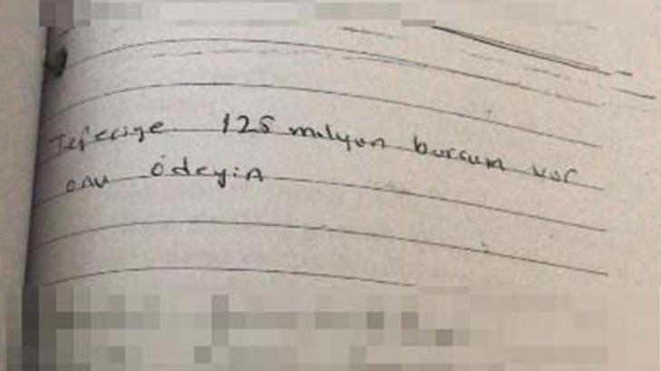Tefeciyi intihar mektubu yakalatmıştı! İyi hal indirimiyle 2 yıl ceza