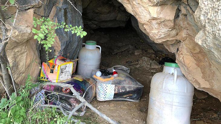 Siirt'te, PKK'lıların sığınağı kullanılamaz hale getirildi