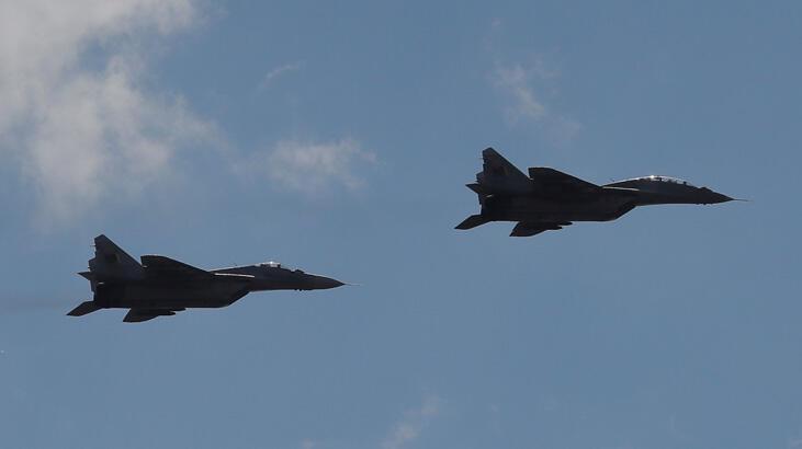 Rusya resmen açıkladı: Esed rejimine MİG-29 savaş uçakları verildi