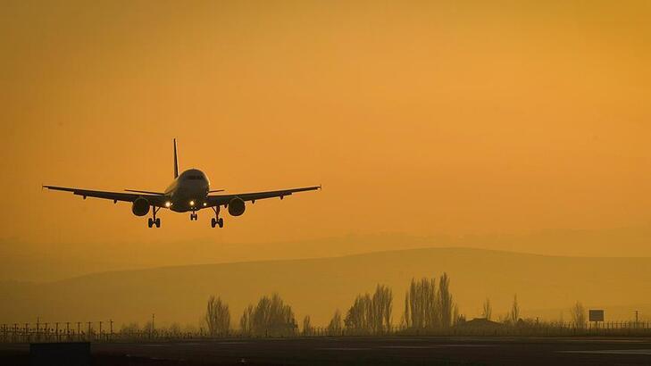 Milas-Bodrum Havalimanı'nda iç hat uçuşları başladı