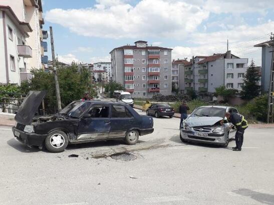 Bilecik'te trafik kazası: 3 yaralı