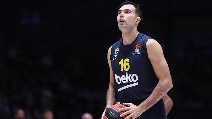 Fenerbahçe'de ayrılık! Sloukas, Olympiakos ile anlaşma sağladı