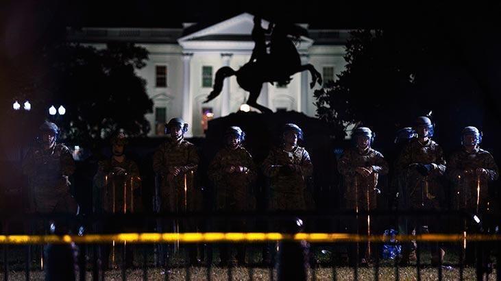 Washington DC'de bu gece sokağa çıkma yasağı uygulanmayacak