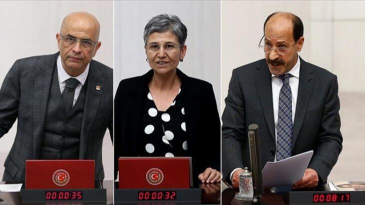 Son dakika... Milletvekilliği düşürülen HDP'li Güven ve Farisoğulları tutuklandı! Enis Berberoğlu gözaltına alındı
