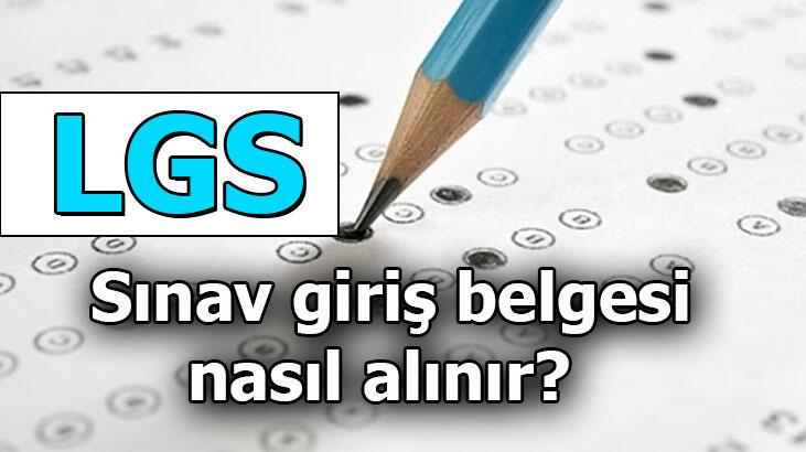 LGS sınav yerleri ve giriş belgeleri ile ilgili duyuru yapıldı mı? Gözler MEB'de...