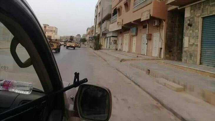 Son dakika... Libya ordusu, Terhune'yi Hafter'den aldı!