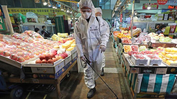 Dünya genelinde corona virüs tespit edilen kişi sayısı 6 milyon 700 bini geçti