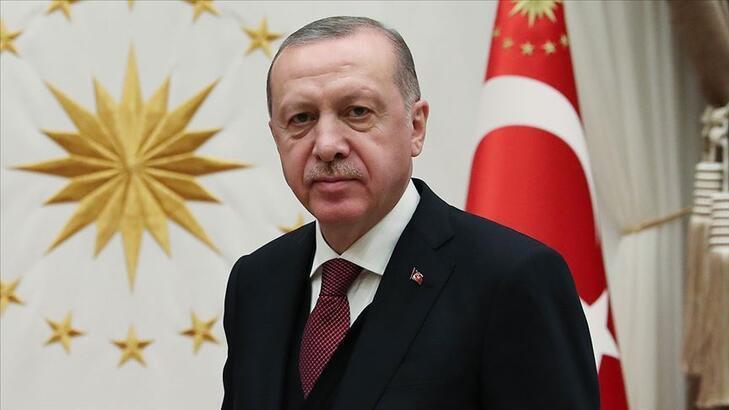 Cumhurbaşkanı Erdoğan, cuma namazını Beştepe Millet Camisi'nde kıldı