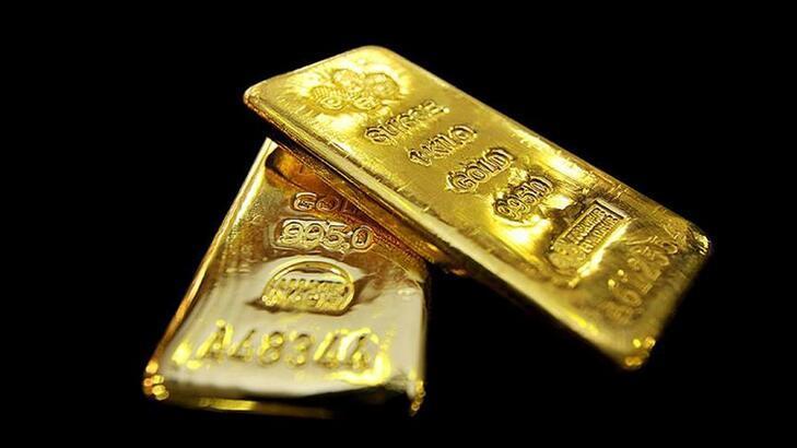 Altının kilogramı 368 bin liraya geriledi
