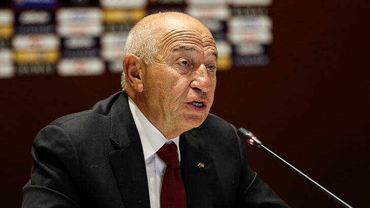 Son dakika haberi | TFF Başkanı Nihat Özdemir'den Semih Özsoy'a yanıt!