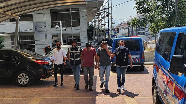 Antalya'da uyuşturucu operasyonu! İki kişi tutuklandı