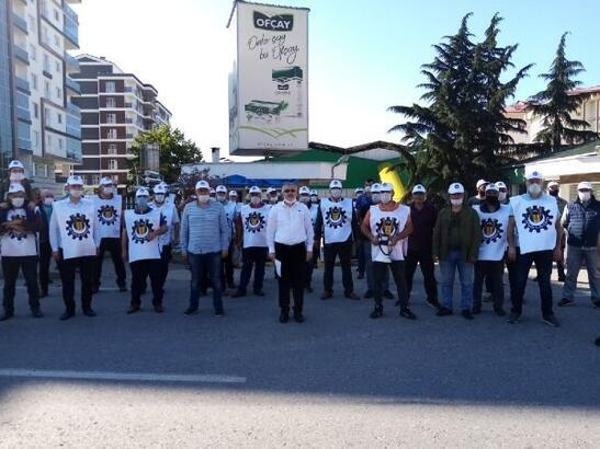 Rize'de işe çağrılmayan mevsimlik işçilere, sendika desteği