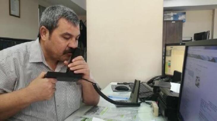 Zonguldak'ta, polis memuru veda anonsuyla emekliye ayrıldı