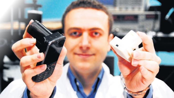 Türk bilim insanı hedefini büyüttü
