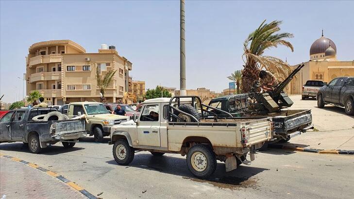 Son dakika... Libya Ordusu yeni harekat başlattı!