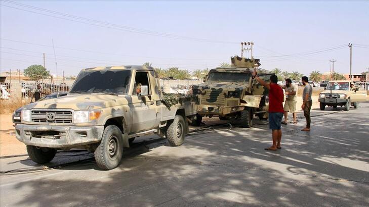 Son dakika... Libya ordusu Vişke'de kontrolü sağladı