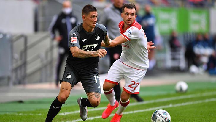 Fortuna Düsseldorf - Hoffenheim 2-2