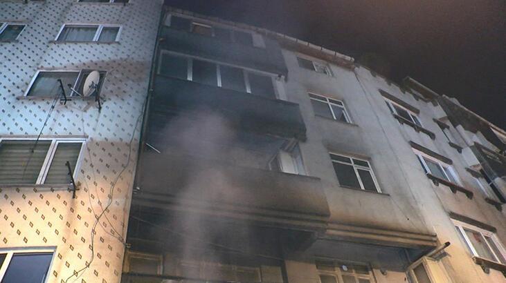 İstanbul'da gece yarısı korkutan yangın! Ekipler oraya koştu