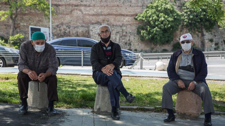 65 yaş üstü sokağa çıkma izni başladı, izin saat kaçta sona erecek? 65 yaş üstü sokağa çıkma yasağı ne zaman son bulacak?