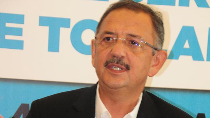 Mehmet Özhaseki: Seçimden sonra CHP'li belediyeler 12 bin kişiyi işten attı