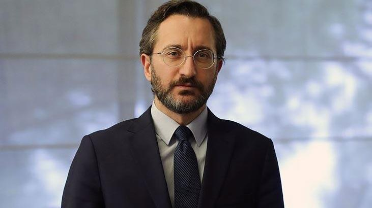 İletişim Başkanı Altun'dan 'Tuzla Camii' açıklaması