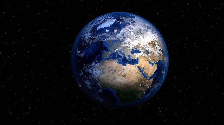 Dünya nasıl oluştu?