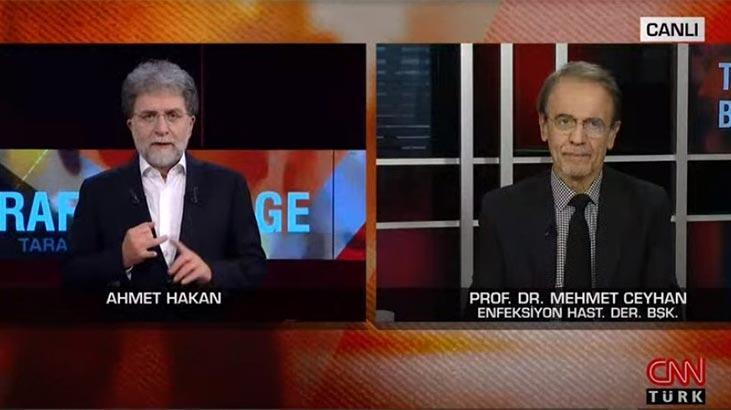 Prof. Dr. Mehmet Ceyhan uyardı: Azalma yok!