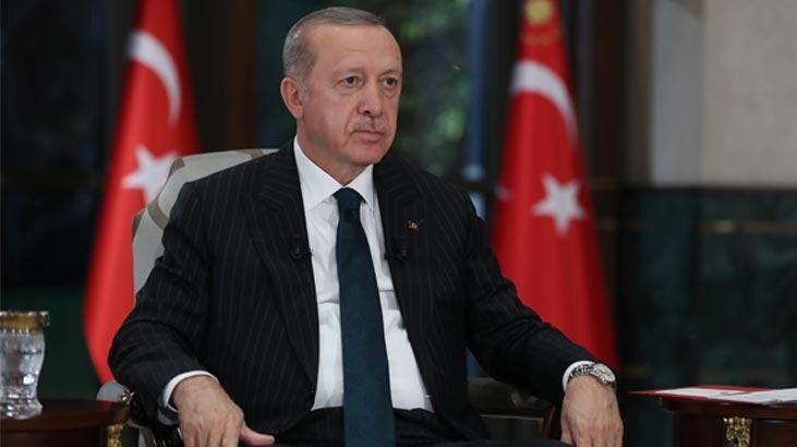 Son dakika haberi: Cumhurbaşkanı Erdoğan'dan Yunanistan'a Ayasofya yanıtı