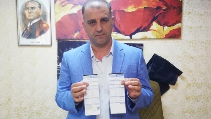 Son dakika... CHP Sultangazi Belediye Meclis Üyesi Fahrettin Yürek'in İSKİ faturası değişti!