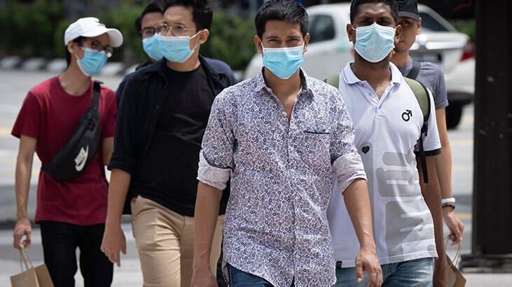 Malezya'da Kovid-19 vakalarında en yüksek iyileşme rakamı kaydedildi