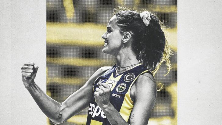 Fenerbahçe Kadın Voleybol Takımı'nda 5 ayrılık!