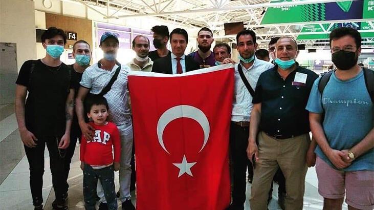 THY, Ukrayna'daki Türkler için tahliye uçuşu düzenledi