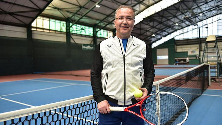 """Türkiye Tenis Federasyonu başkanı Cengiz Durmuş: """"Hazırlıklıyız"""""""