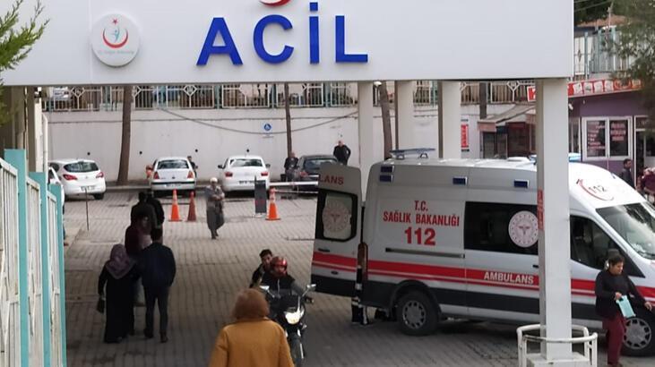 Mersin'de yemeklerine fare zehri karıştığı sanılan 7 kişi tedaviye alındı