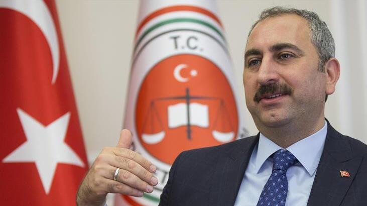 Adalet Bakanı Gül, TBB Başkanı Feyzioğlu ve bazı baro başkanlarıyla görüştü