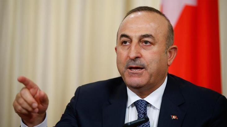 Son dakika I Bakan Çavuşoğlu'ndan İsrail'e tepki