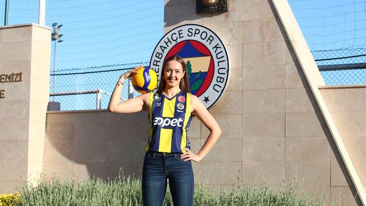 Fenerbahçe Opet'in yeni transferi Cansu Çetin: 'Bu benim çocukluk hayalimdi'