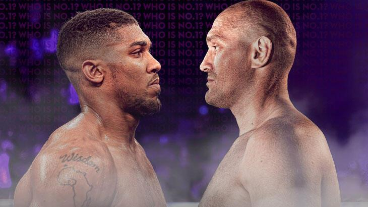 Joshua ve Fury iki kez ağır sıklet unvan maçına çıkacak