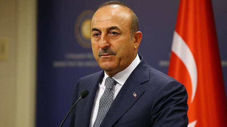 Son dakika: Bakan Çavuşoğlu'ndan Ayasofya açıklaması