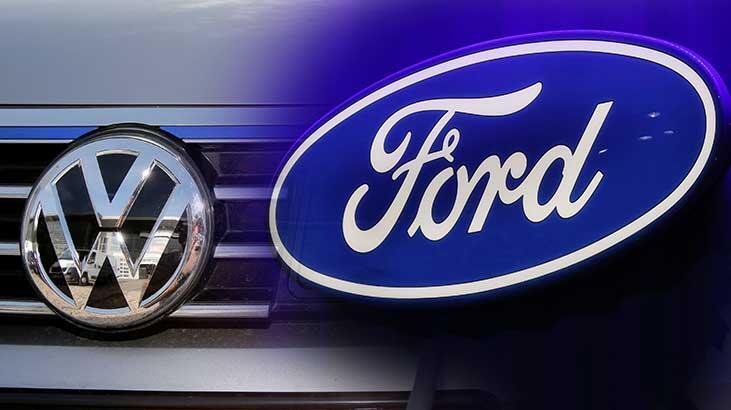 Anlaşma imzalandı! Ford ve Volkswagen iş birliği başladı